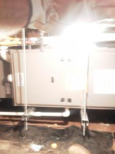 York 95.5% Efficient gas furnace replacement
